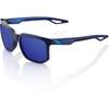 100% Centric Brillenglas blauw